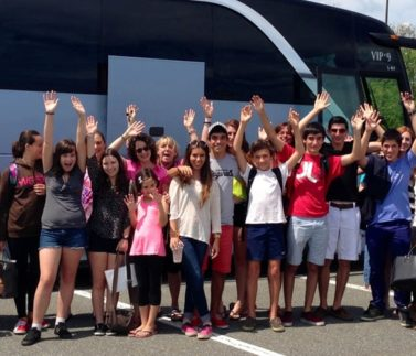 Activity camps in Spain with family immersion